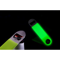 GLOW IN THE DARK Heavy Duty Flat Bottle Opener