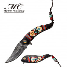 MC MASTERS COLLECTION  - Colorful Knife