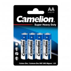 AA Super Heavy Duty Battery, 4 Pack