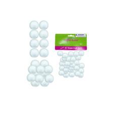Small Foam Craft Balls