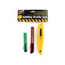 Multi-Purpose Utility Knife Set