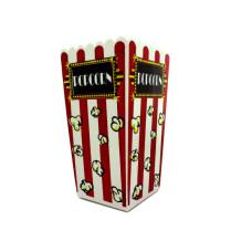 67 oz. Plastic Old-Fashioned Popcorn Container