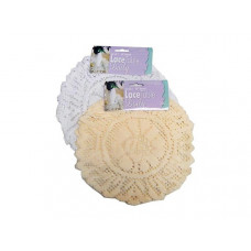 Round Lace Table Doily Set