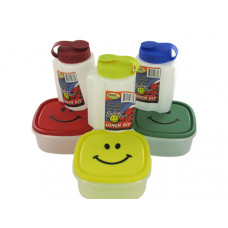 Smiley Face Lunch Kit