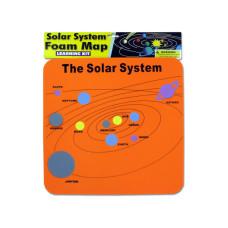Solar System Foam Map Learning Kit