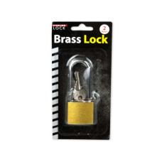Long Shank Iron Padlock with Keys