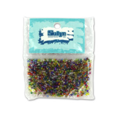Multi-Color Seed Beads