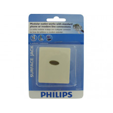 Philips 6 Conductor Surface Jack