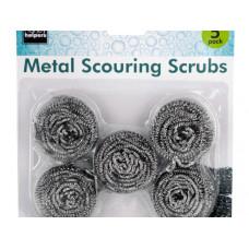 Metal Scouring Pads Set