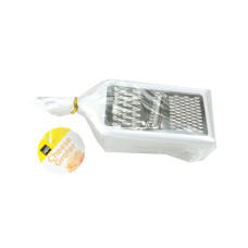 Cheese Grater with Snap-On Container