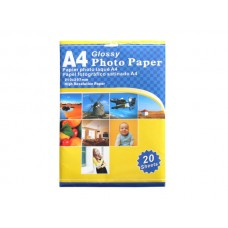 A4 Glossy Photo Paper