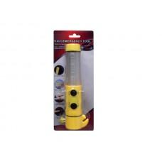 5 In 1 Multi-Use Emergency Tool