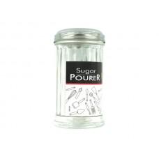 Glass & Metal Sugar Pourer