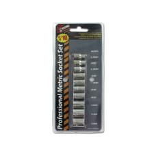 Professional Metric Socket Set