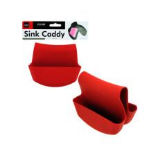 Saddle-Style Sink Caddy