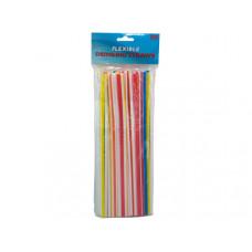 Flexible Drinking Straws