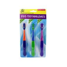 Kids Colorful Toothbrush Set
