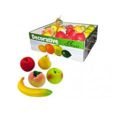 Decorative Fruit Assortment Display