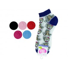 Low Cut Bears Socks