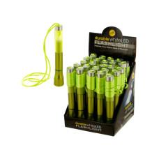 LED Flashlight Pen Countertop Display