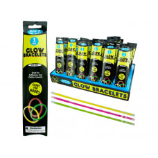 Glow Bracelet Set Countertop Display