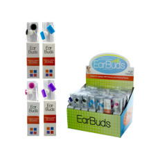 Decorative Lucite Earbuds Countertop Display