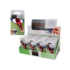 Keychain Eyeglass Cleaner Countertop Display