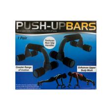 Push-Up Exercise Bars