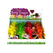 Flower Bottle Stopper Counter Top Display