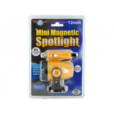 12 Volt Mini Magnetic 5 LED Spotlight