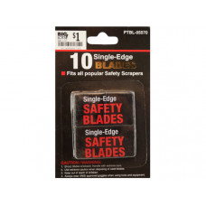 Single Edge Safety Blades