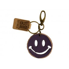 Leather 70s Novelty Keychains