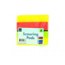 Scouring Pad Sponges Set