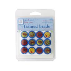 My Precious Boy Framed Brads