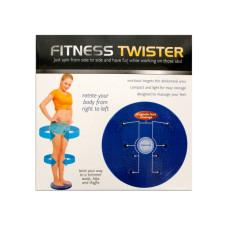 Figure Twister Exercise Platform