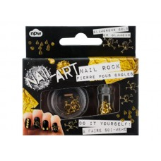 Skulls & Studs Do It Yourself Nail Art Kit