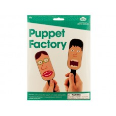 Puppet Factory Paddle Puppet Making Kit
