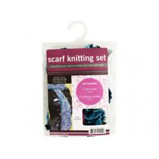 Scarf Knitting Set