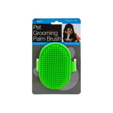 Pet Grooming Palm Brush