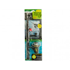 Junior Starter Fishing Set with Extendable Rod