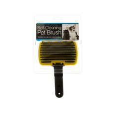 Self-Cleaning Pet Brush