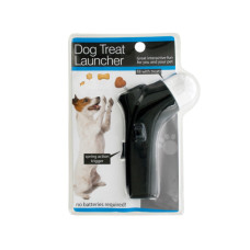 Dog Treat Launcher with Spring Action Trigger