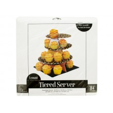 Candy Corn Tiered Server