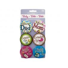 Baby Shower Pins