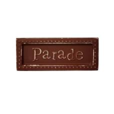 Parade Mini Metal Sign Magnet