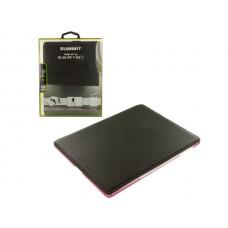Black & Pink ifrogz iPad Snap-In Folio Case