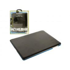 Black & Blue ifrogz iPad Snap-In Folio Case