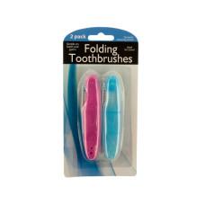 Folding Travel Toothbrushes