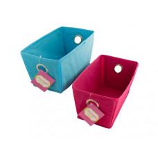 Cloth Covered Home Storage Box