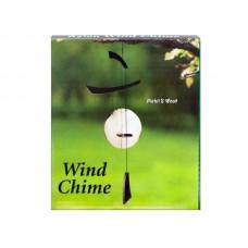Asian Metal & Wood Wind Chime